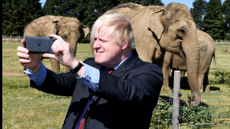 Britischer Ex-Außenminister Johnson: Großbritannien auf dem Weg zur Kolonie der EU