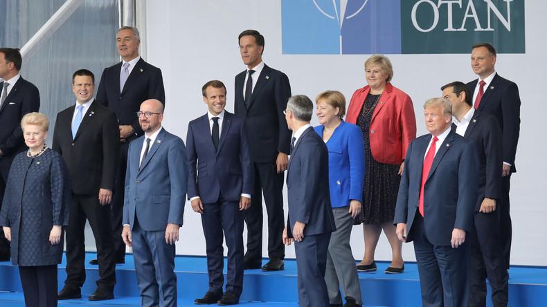 """Gipfelerklärung: NATO-Staaten bestätigen """"Zwei-Prozent-Ziel"""""""