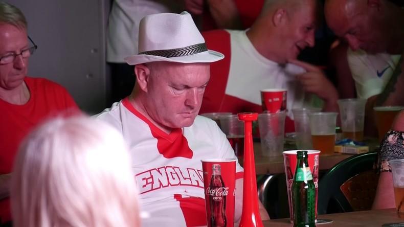 """Spanien: """"Little England"""" nach Halbfinalniederlage der Three Lions am Boden zerstört"""