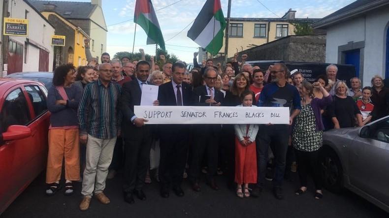 Irland will Einfuhr israelischer Waren aus besetzten palästinensischen Gebieten verbieten