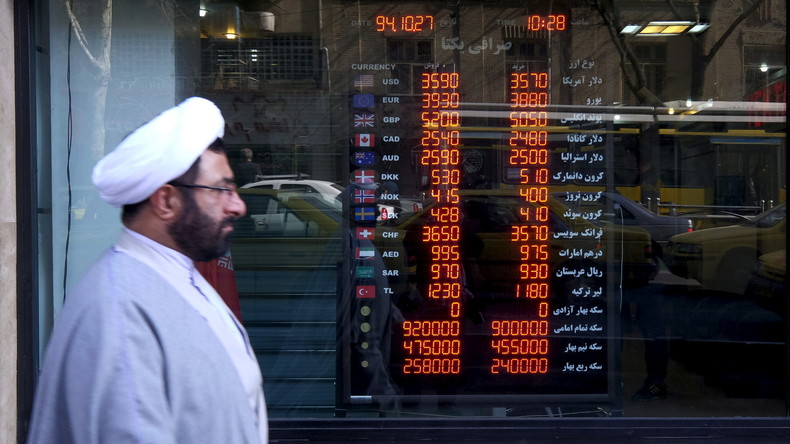 Exklusiv-Interview: Atomabkommen mit Iran gescheitert - EU konnte sich gegen USA nicht durchsetzen
