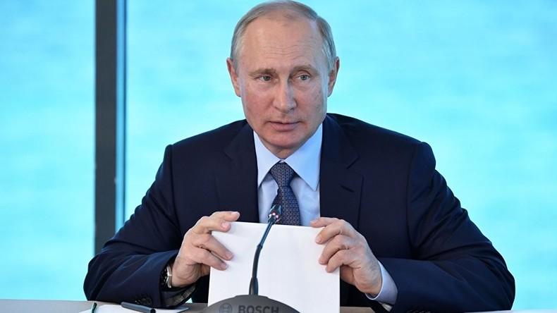 Moskau verlängert Embargo für Waren aus EU, USA und Verbündeten bis 2020