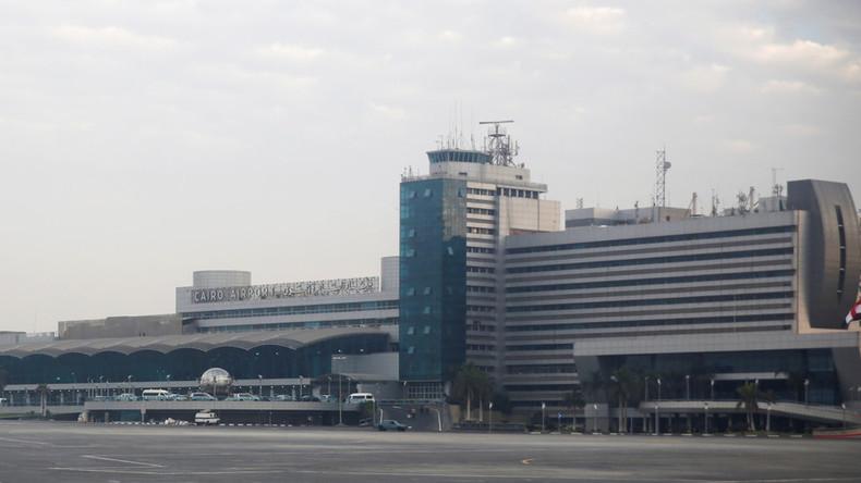 Explosionen nahe Flughafen in Kairo