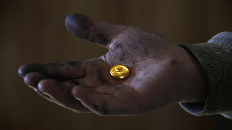 Experten warnen: Der Welt geht das Gold aus, und es gibt keinen Ersatz