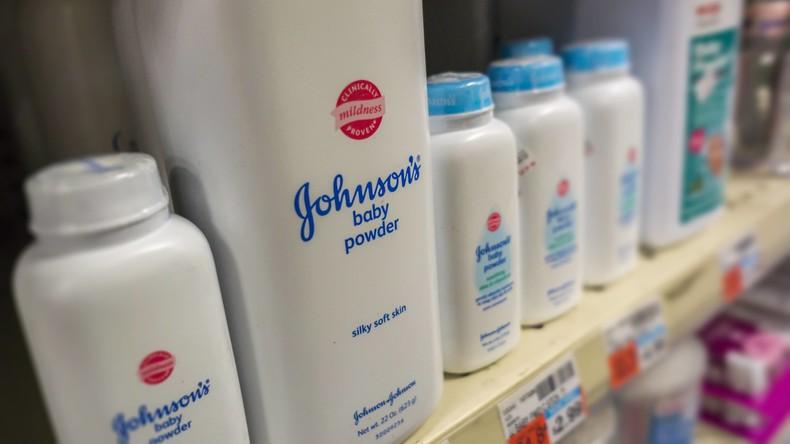 Milliardenstrafe für Pharmakonzern Johnson & Johnson wegen möglicher Krebsrisiken