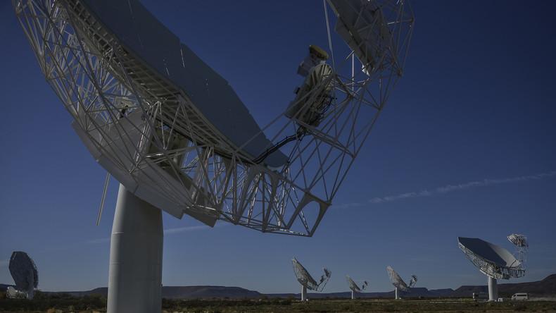 Südafrika weiht stärkstes Radioteleskop der Südhalbkugel ein