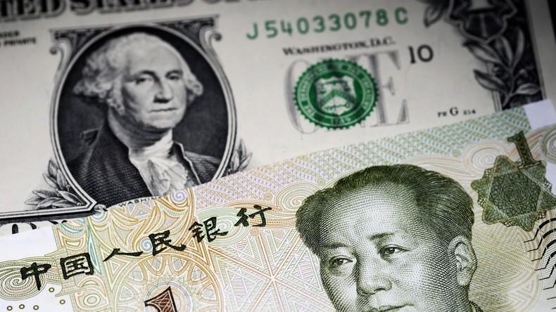 Trotz Zoll-Zoff: Handel zwischen China und USA steigt