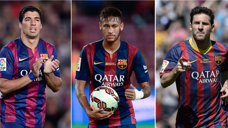Ronaldo-Klos, Neymar-Reifen und Suárez-Töpfe: Lukrative Geschäfte mit Namen von WM-Stars in China
