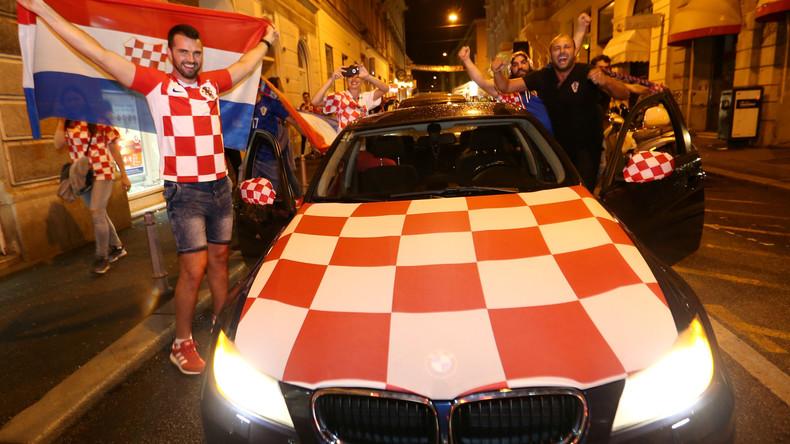 Kroatien im WM-Finale: Ein Rückblick auf den kroatischen Nationalismus