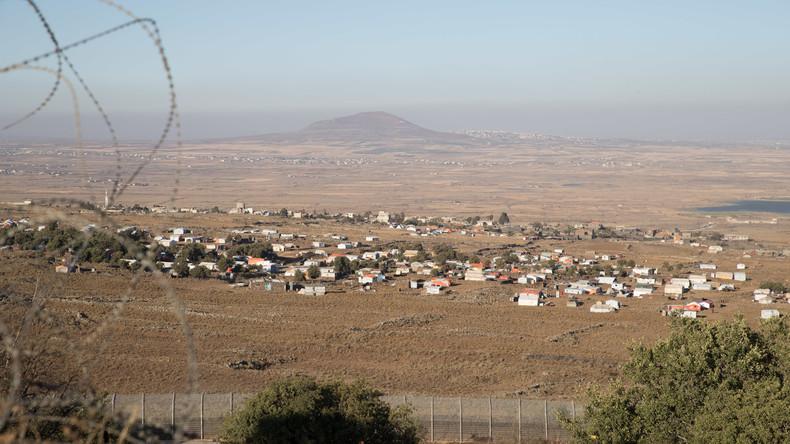 Armee: Israel feuert erneut Rakete auf Drohne aus Syrien
