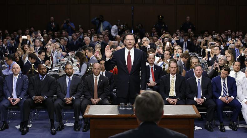 Wie FBI-Chef Comey einen Deal zwischen der US-Regierung und Julian Assange zum Platzen brachte