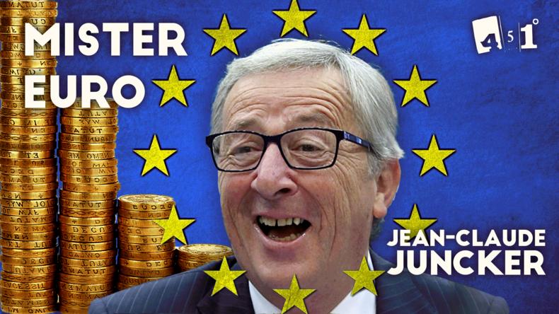 Jean-Claude Juncker | Mister Euro und das liebe Geld | 451 Grad