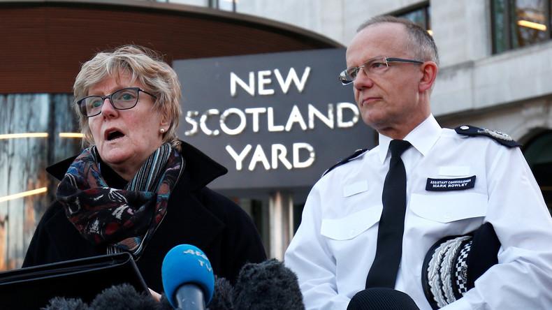 Britische Polizei: Flasche mit Nowitschok-Nervengift im Haus der Opfer in Amesbury gefunden