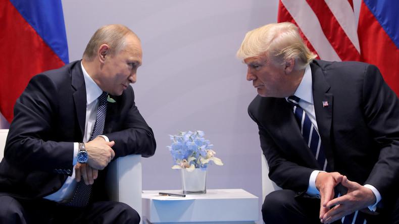 """Putin-Berater: """"Betrachten Trump als Partner, nicht als Konkurrenten"""""""