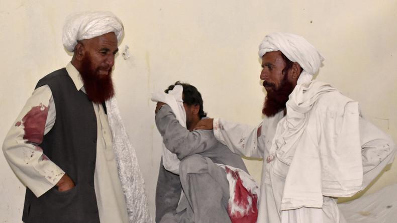 Nach Selbstmordanschlag in Pakistan: Zahl der Toten steigt auf 140