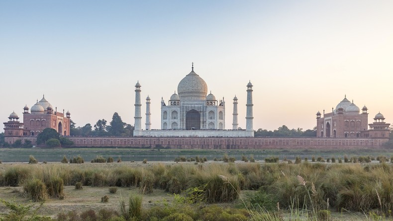 Schließen, zerstören oder restaurieren: Indiens Gericht sieht nur drei Optionen für Taj Mahal