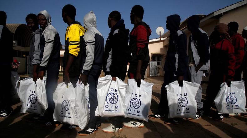 UN-Staaten einigen sich auf Entwurf für weltweiten Migrationspakt - USA außen vor