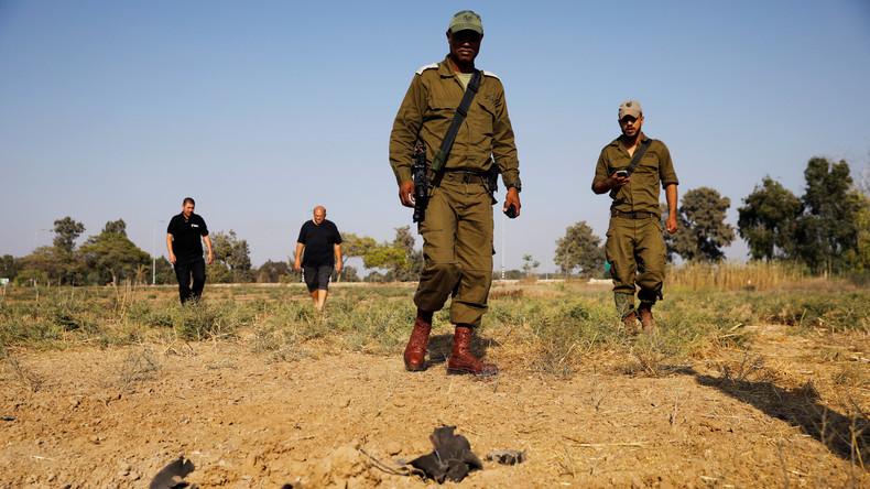 Hamas verkündet Waffenruhe mit Israel - Militante feuern nachts vier Geschosse auf Israels Gebiet ab