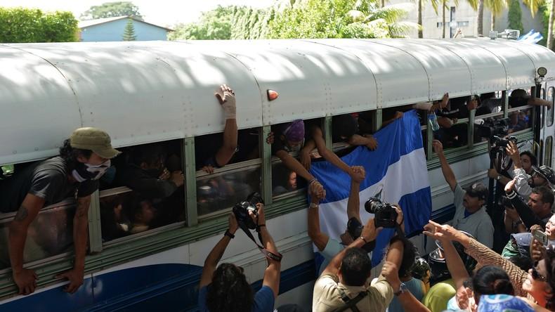 Zwei Tote bei Belagerung von Kirche in Nicaragua