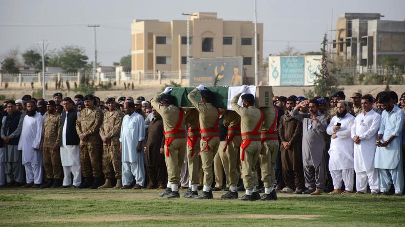 Tag der Trauer in Pakistan nach Anschlägen auf Wahlkämpfer