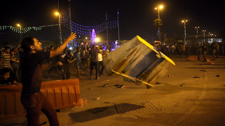Proteste im Irak eskalieren und fordern bereits mehrere Menschenleben