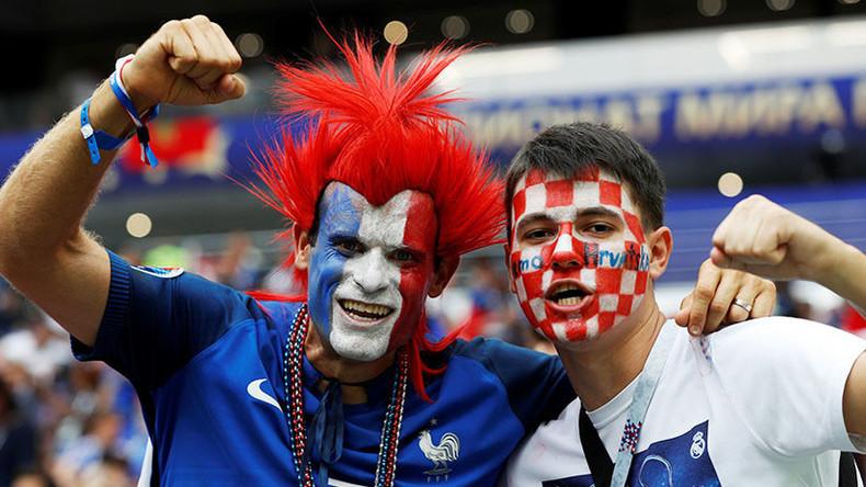 """""""Moscow never sleeps"""" - Zum WM-Finale in Moskau stockt vielen der Atem"""