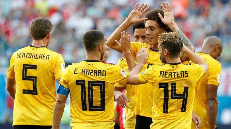 Belgischer Elektronikmarkt wollte Geld für neue TVs ab 15 WM-Toren erstatten – Belgien schießt 16