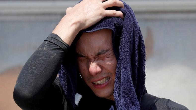 Hitzewelle in Japan fordert Menschenleben: Acht Tote, Tausende von Hitzschlag betroffen