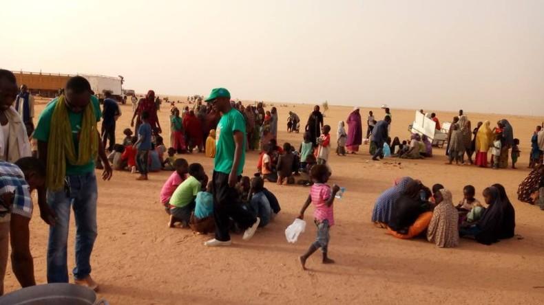 Internationale Organisation für Migration: Algerien setzt Hunderte Migranten in der Wüste aus