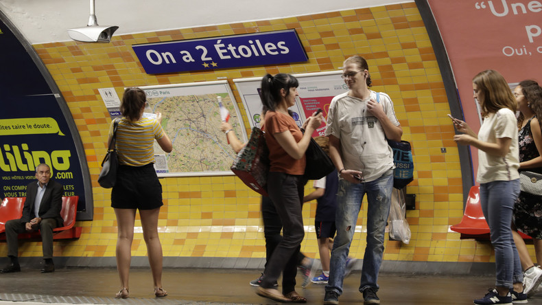 Allez les Bleus! Pariser U-Bahn benennt sechs Stationen zu Ehren der Champions um