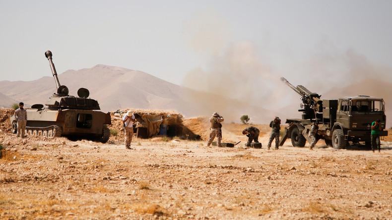 """Israel zieht Russland in eine anti-iranische """"Verschwörung"""" in Syrien"""