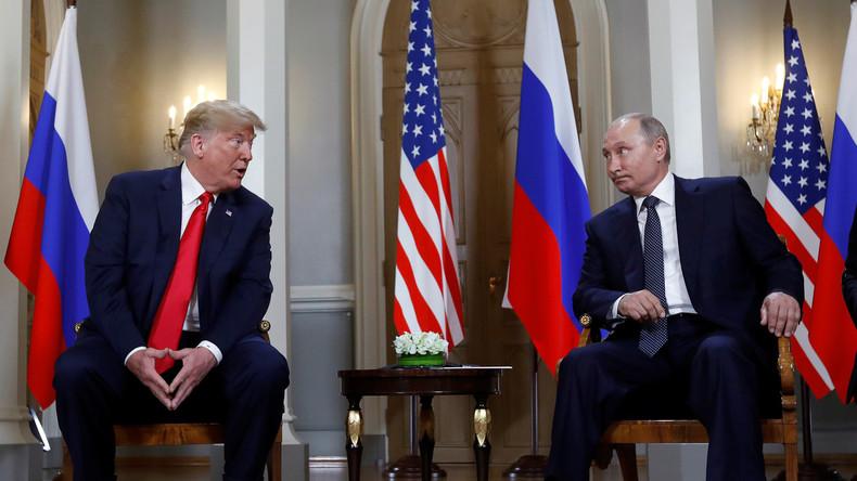 Live: Gemeinsame Pressekonferenz Trumps und Putins nach Treffen in Helsinki (Simultanübersetzung)