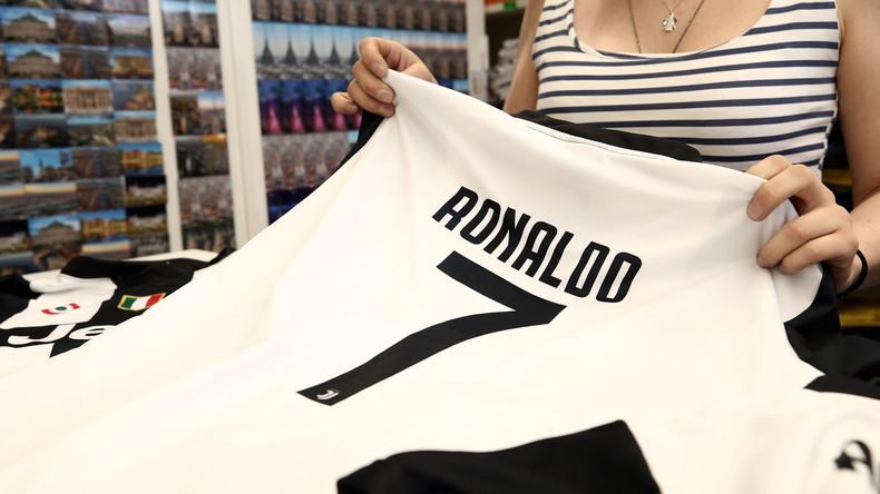 Ronaldo-Effekt: Juventus nimmt mit 500.000 Ronaldo-Trikots an einem Tag halbe Ablöse ein