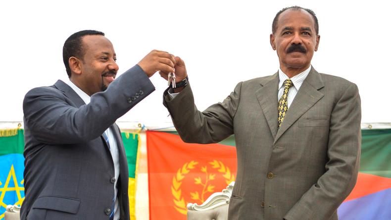 Aus Feind mach Freund: Eritrea eröffnet Botschaft in Äthiopien