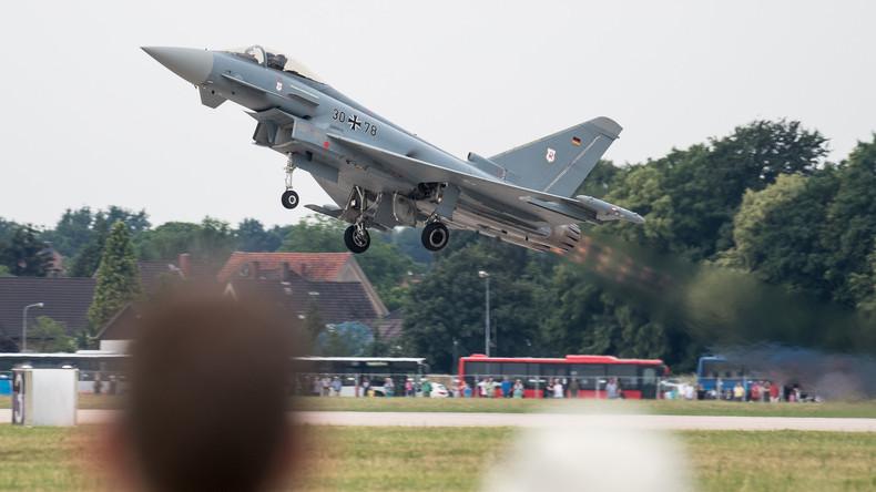 Eurofighter bleibt Pannenjet: Nun sorgen die neuen Waffensysteme für Probleme