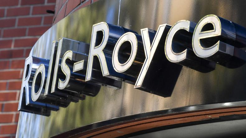 Fliegender Rolls-Royce auf der Luftfahrtmesse in Farnborough vorgestellt