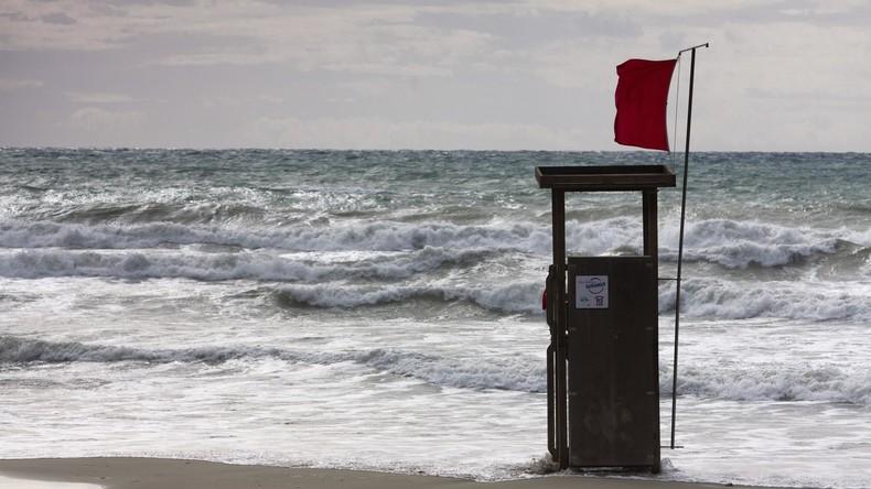 Von Welle erfasst: Deutscher Urlauber auf Mallorca ertrunken