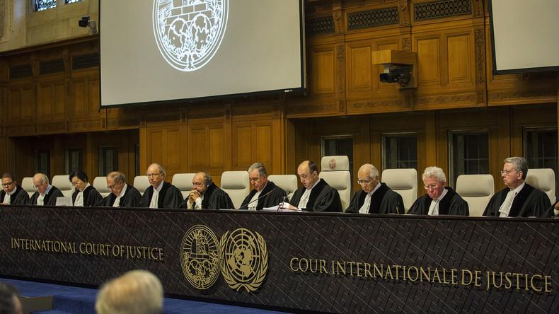 Iran verklagt USA wegen Völkerrechtsbruch vor dem Internationalen Gerichtshof in Den Haag