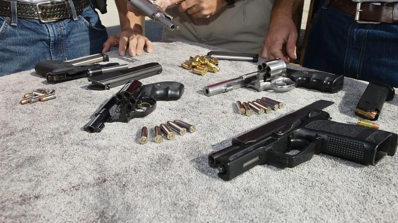 USA: Vater reinigt Waffe und tötet versehentlich sechsjährige Tochter