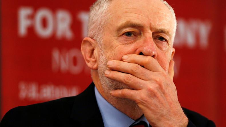 Großbritannien: Jeremy Corbyns Wahlkampf von eigener Partei manipuliert (Video)