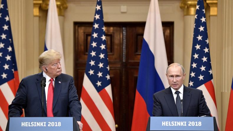 """Putin: """"Leute wie George Soros mischen sich überall in das politische Geschehen ein - nicht wir"""""""
