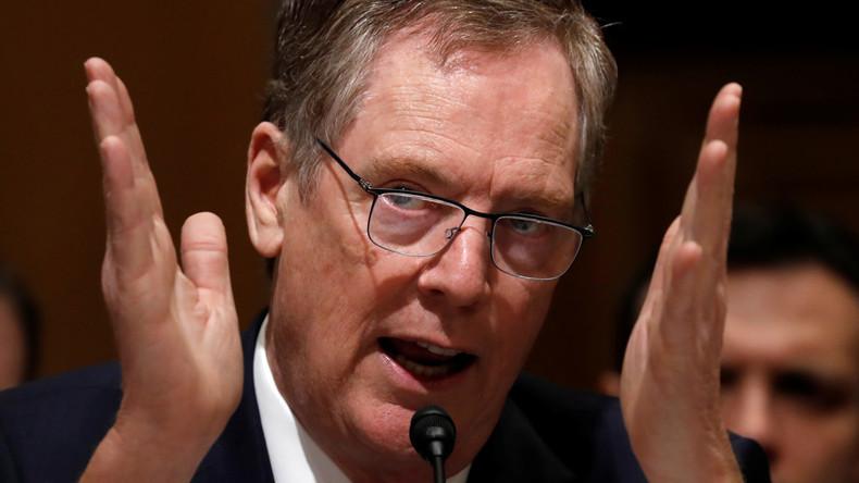 """""""Eure Vergeltungszölle sind unfair"""" - USA verklagen EU und Kanada bei der WTO"""