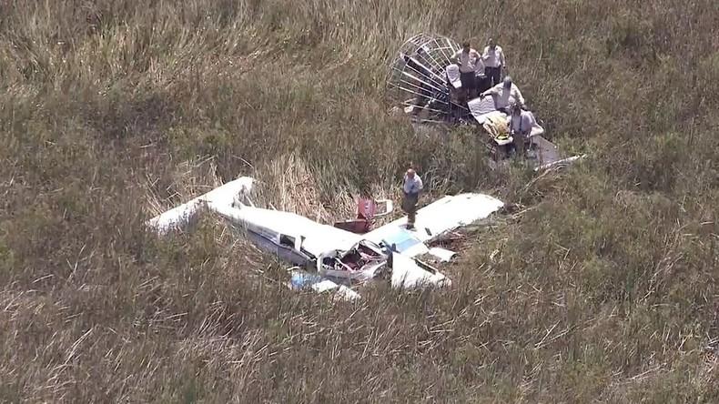 Mindestens drei Tote bei Zusammenstoß zweier Kleinflugzeuge in USA