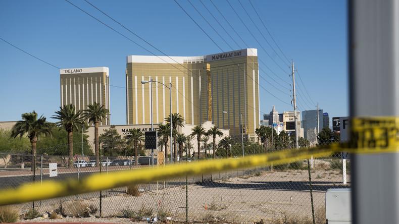 Nach Massaker mit 58 Toten: Hotel in Las Vegas reicht Klage gegen Opfer ein