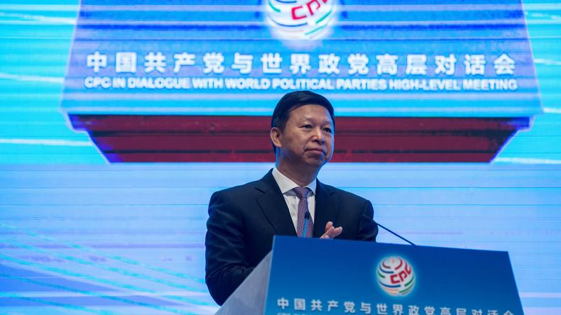 Hochrangiger Dialog zwischen Chinas KP und afrikanischen Parteien in Tansania eröffnet