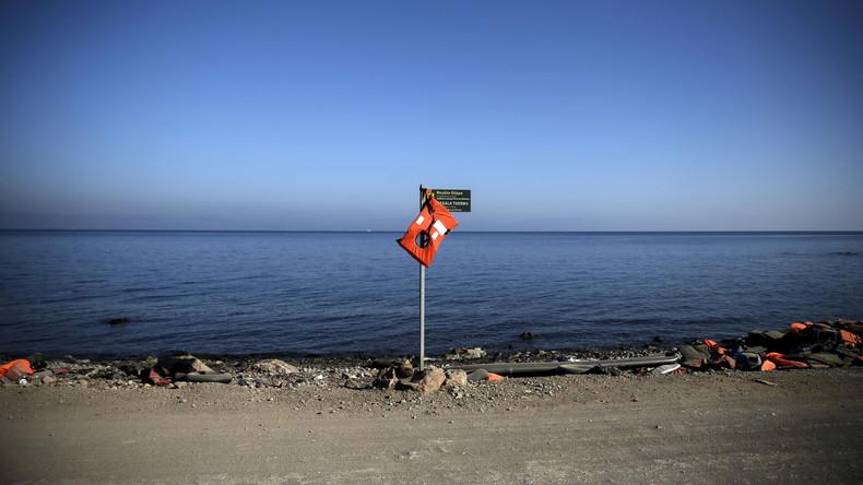 Mehr als 30 Flüchtlinge vor Zypern ertrunken