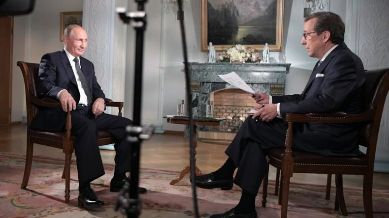 Putin: Haltet Beziehungen zwischen USA und Russland nicht als Geisel der US-Innenpolitik (Video)