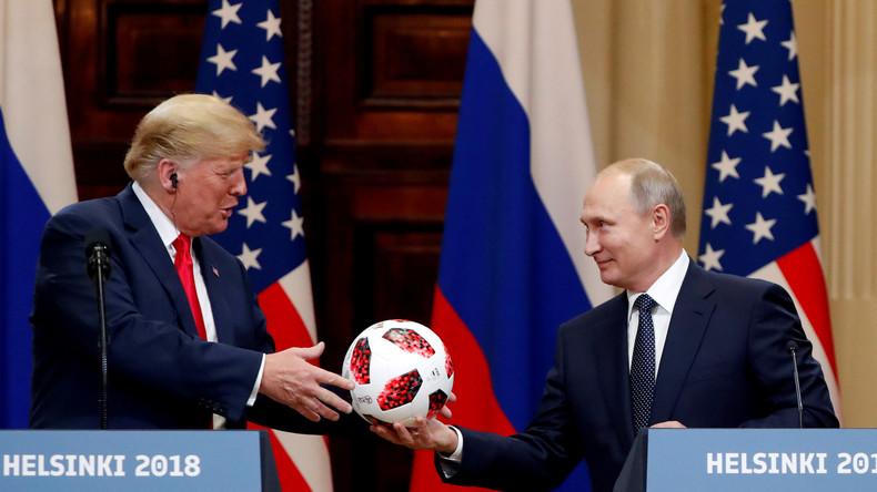 Berichterstattung über Treffen von Putin und Trump: Das war der Gipfel