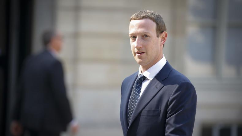 Zuckerberg will Posts von Holocaust-Leugnern nicht entfernen