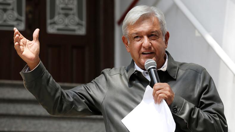 Mexikos Parteien bekommen Millionenstrafen auferlegt